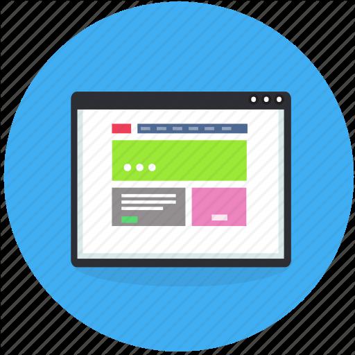 Web Portal Icon Png Png Image