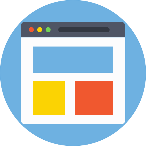 Website Flat Icon Png Png Image