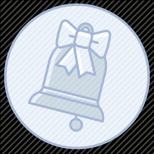 Bells, Bow, Marriage, Wedding, Wedding Bells Icon