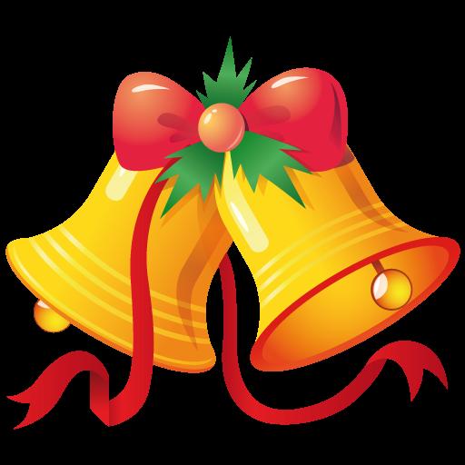 Christmas Bells Icon Christmas Iconset Mohsen Fakharian