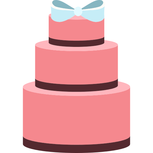 Wedding Cake Png Icon