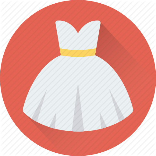 Clothing, Party Wear, Wedding Dress, Wedding Gown, Woman Dress Icon