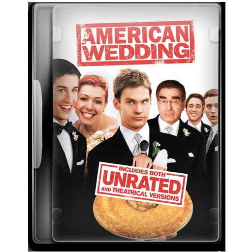 American Wedding Icon Movie Mega Pack Iconset