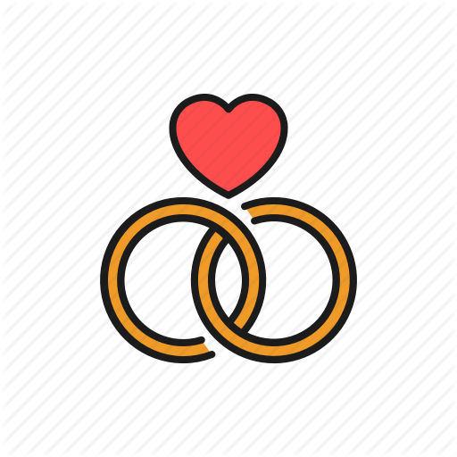 Infinity, Love, Marriage, Ring, Wedding Icon