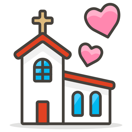 Wedding Icon Free Of Free Vector Emoji