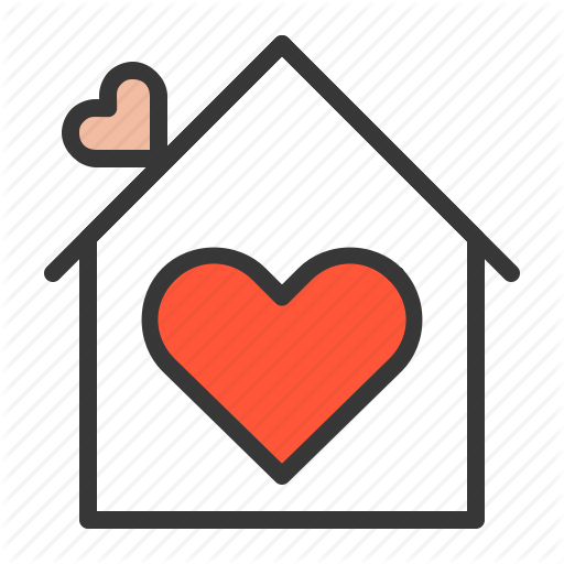 Wedding House Icon Png Png Image