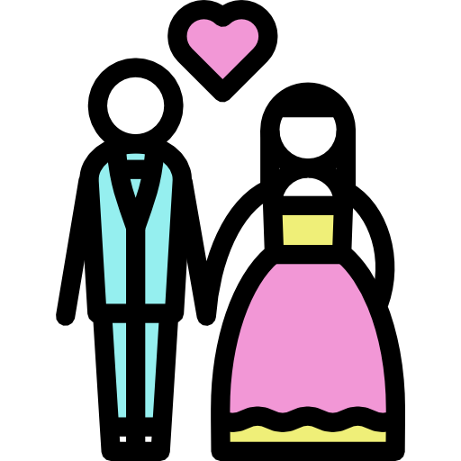Newlyweds Icons Free Download