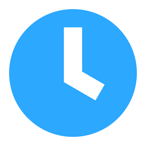 Surface And Time Axis, Time Icon With Png And Vector Format
