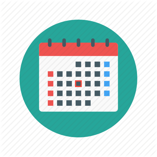 Appointment, Calendar, Date, Day, Month, Schedule, Week Icon