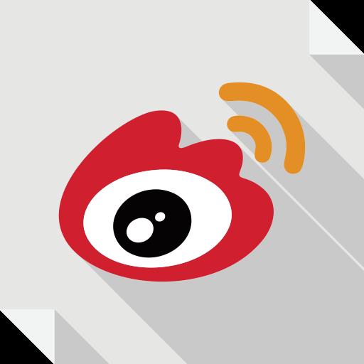 Logo, Media, Sina, Sina Weibo, Social, Social Media, Square, Weibo