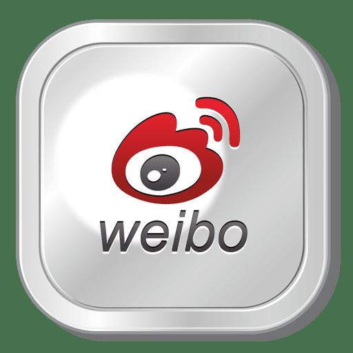 Weibo Square Icon
