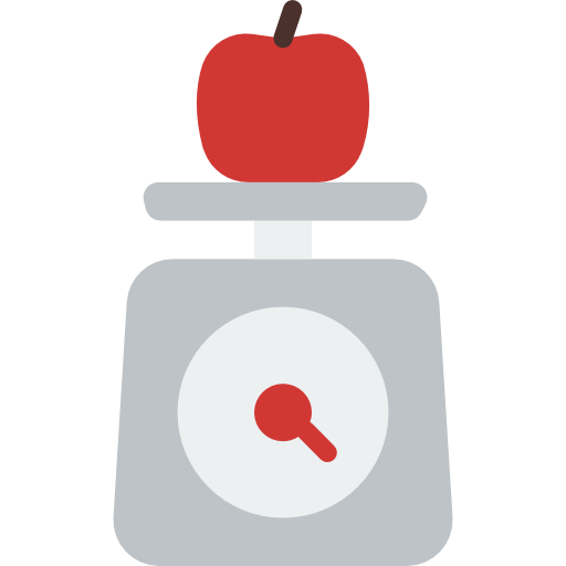 Miscellaneous, Scale, Weight Icon