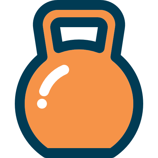 Kilogram, Weights, Tools And Utensils, Weight, Burden, Load Icon
