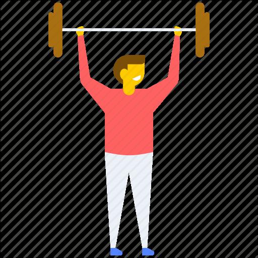 Bodybuilding, Exercise, Fitness, Gym, Muscular Bodybuilder