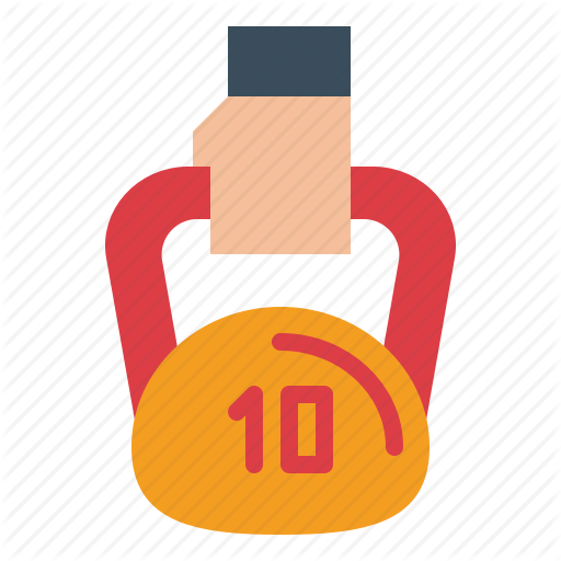 Exercise, Kettlebell, Weightlifting Icon