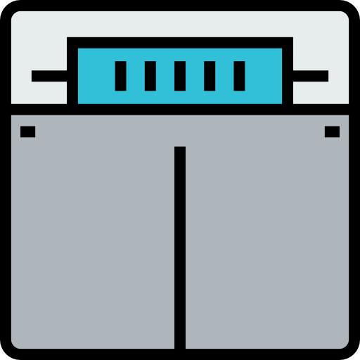 Weighing Scale, Weigh Scale, Weight Scale Icon