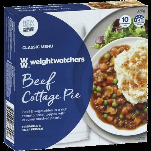 Weight Watchers Cottage Pie