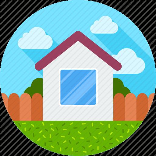 Building, Comfort, Estate, Home, House, Villa, Welcome Icon