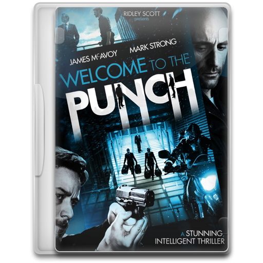 Welcome To The Punch Icon Movie Mega Pack Iconset