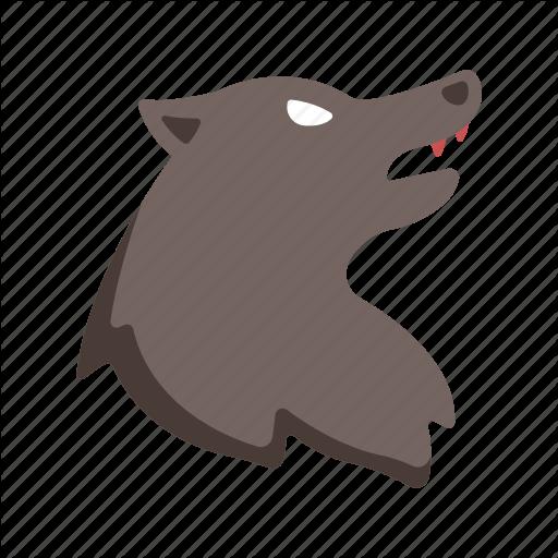 Folklore, Halloween, Lycanthrope, Monster, Werewolf Icon