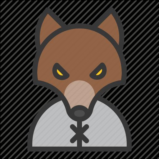 Halloween, Horror, Monster, Scary, Spooky, Werewolf Icon