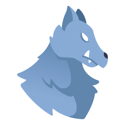 Werewolf Icon Free Of Fantasy And Role Play Game