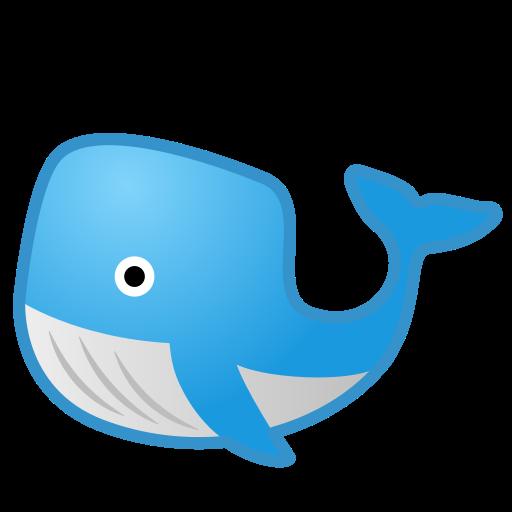 Whale Icon Free Of Noto Emoji Animals Nature Icons