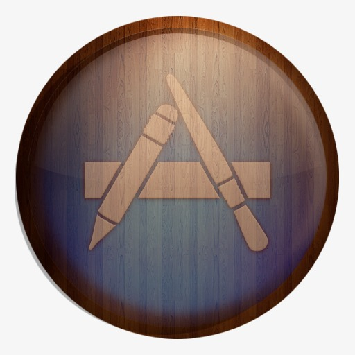 App Icon Wood, Wood Clipart, App, Apple Png Image And Clipart