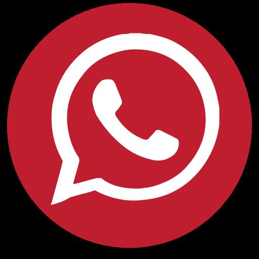 Rs, Social, Whatsapp, Media Icon