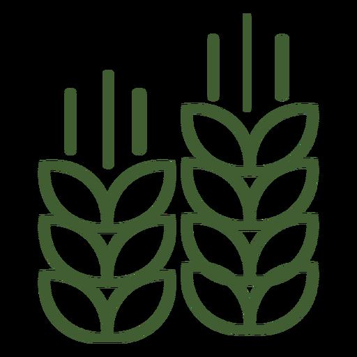 Pile Of Wheat Icon