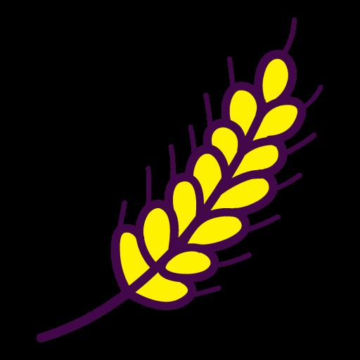 Wheat Icon Free Of Autumn Hand Drawn