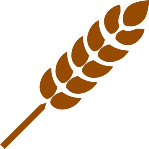 Brown Wheat Icon