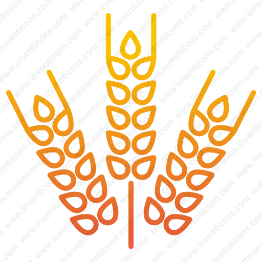Download Agriculture,crop,food,gluten,grain,harvest,wheat Icon