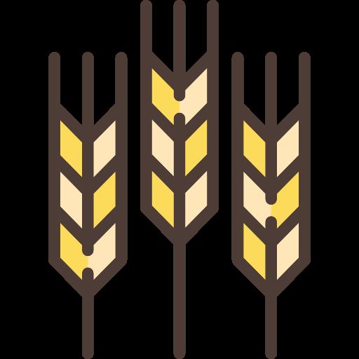 Wheat Grain, Food, Nature, Wheat, Wheat Plant, Grain, Grains Icon