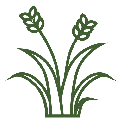 Wheat Grass Icon