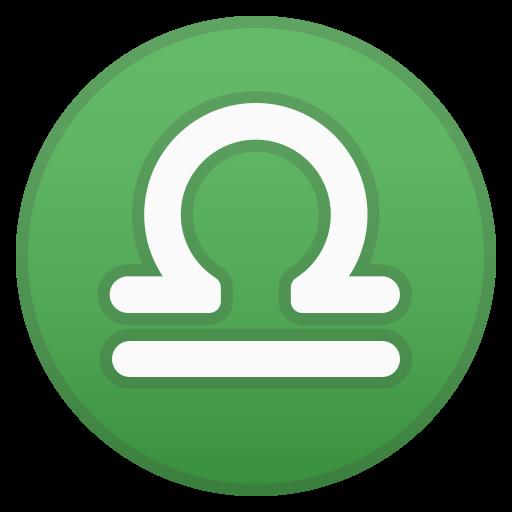 Libra Icon Noto Emoji Symbols Iconset Google