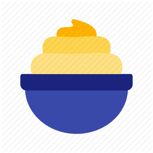 Cream, Foam, Soft, Whip, Whipped, Yoghurt, Yogurt Icon