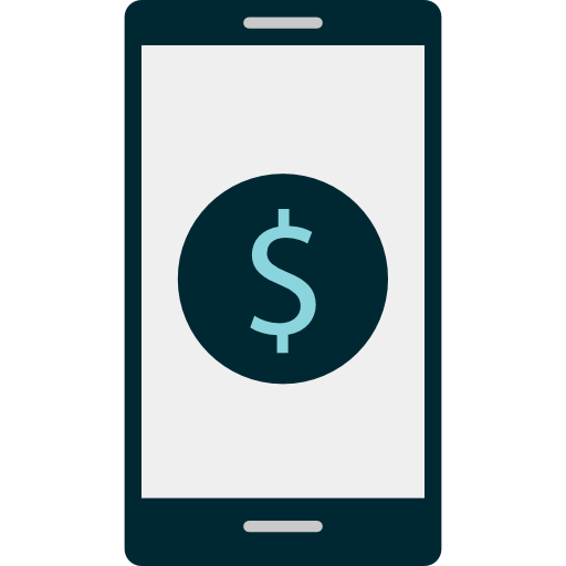 Mobile Phone, Iphone, Cellphone, Dollar, Smartphone, Technology