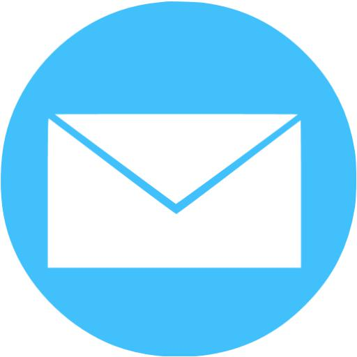 Email Icon Circle Transparent Background Images