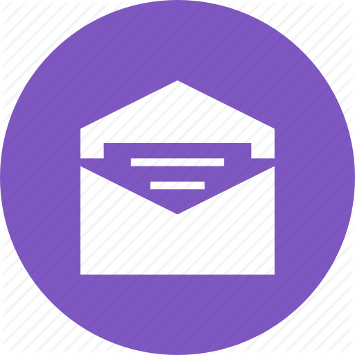Communicate, Email, Envelop, Inbox, Letter, Mail Box, Message Icon