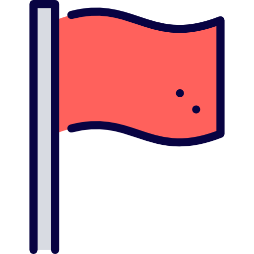 Flag Pole, White Flag, Flags, Flag Symbol, Flag, Maps And Flags Icon