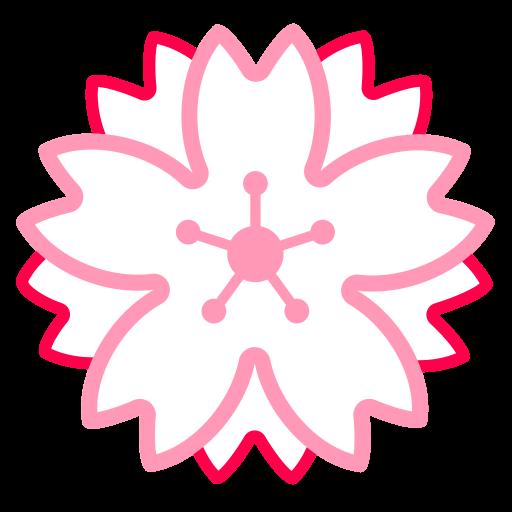 White Flower Icon Noto Emoji Animals Nature Iconset Google