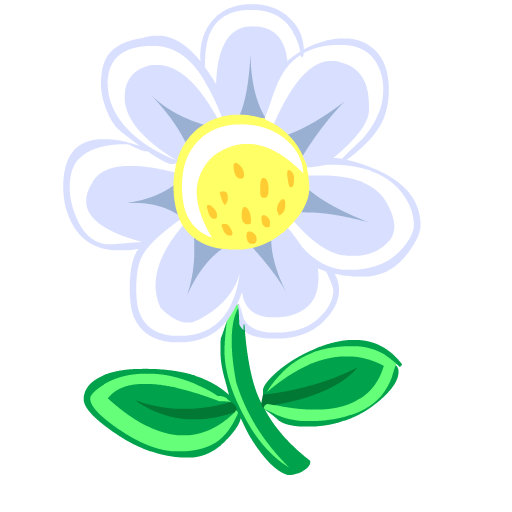 White Flower Icon Download Free Icons