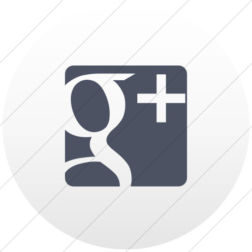 Flat Circle Blue Gray On White Gradient Raphael Google