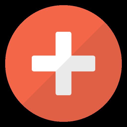 Plus, Google, Icon, Material Design Icon