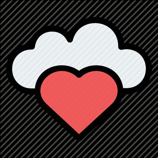 Cloud, Cloudy, Forecast, Heart, Ran