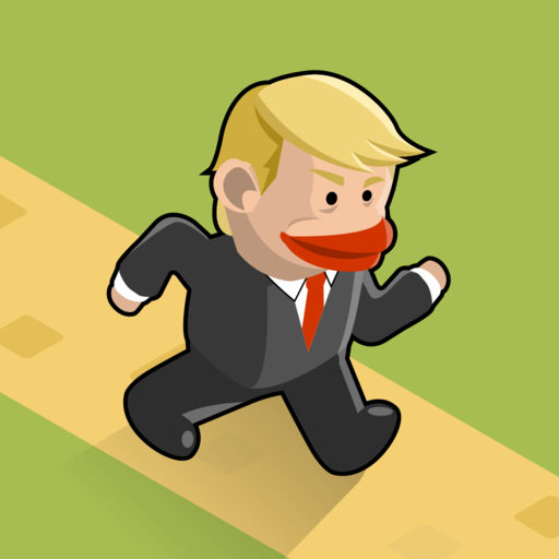 Tiny Trump Boy