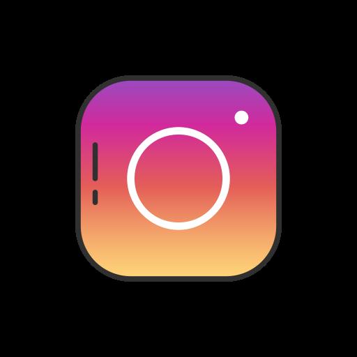 Instagram Logo, Instagram Button, Social Media, Instagram Icon