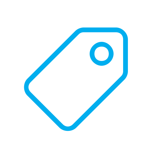 Label, Tag, Tally, Item, Filter, Product, Goods Icon