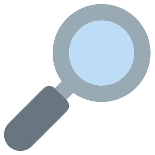 Right Pointing Magnifying Glass Emoji For Facebook, Email Sms